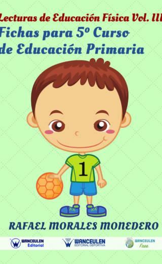 LECTURAS DE EDUCACIÓN FÍSICA. FICHAS DE 5º DE PRIMARIA
